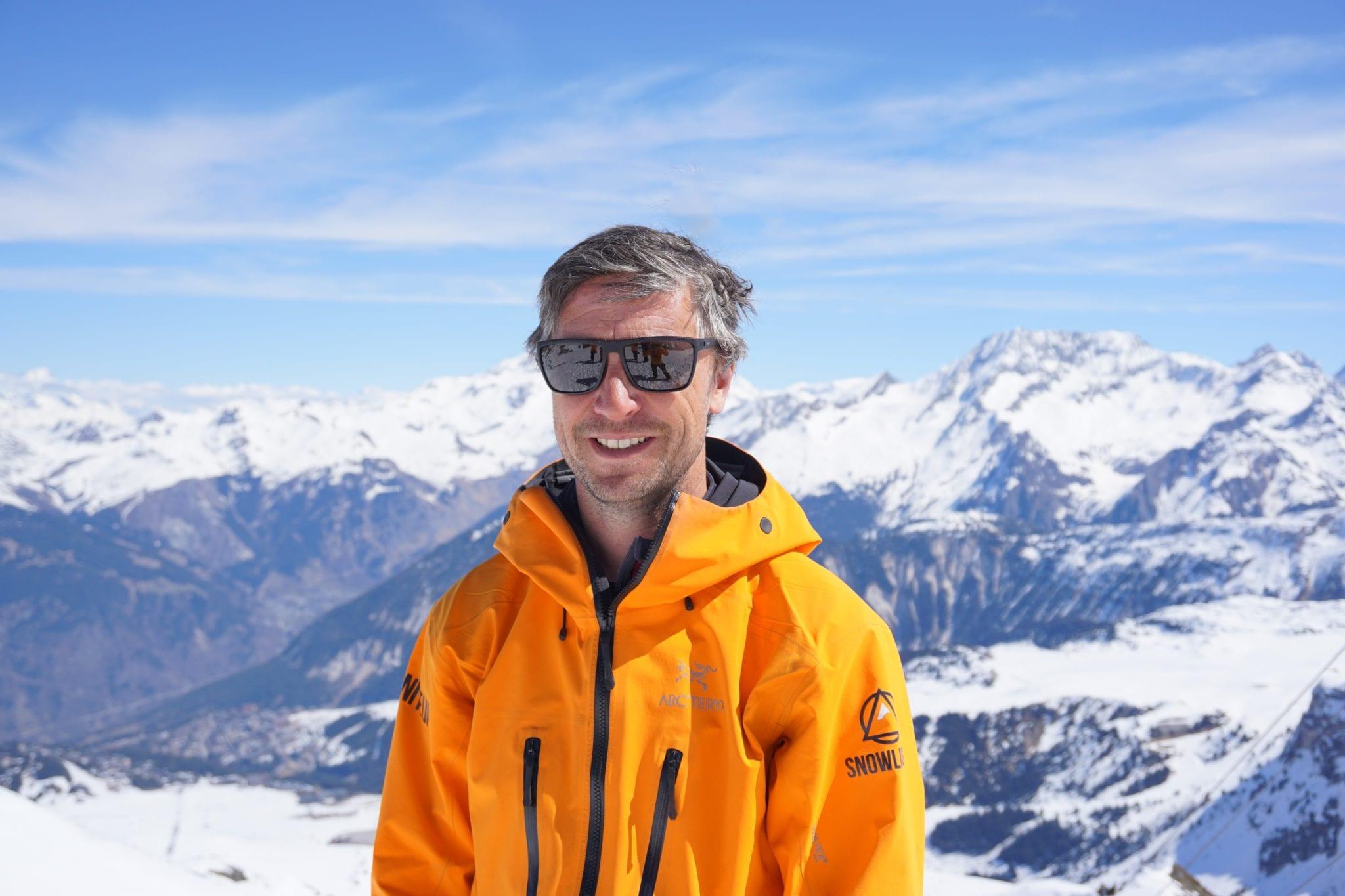 Andy Dolan Ski Instructor