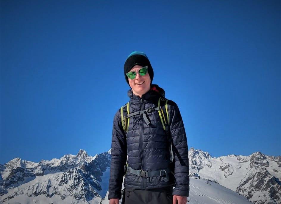 Chris Ski Instructor