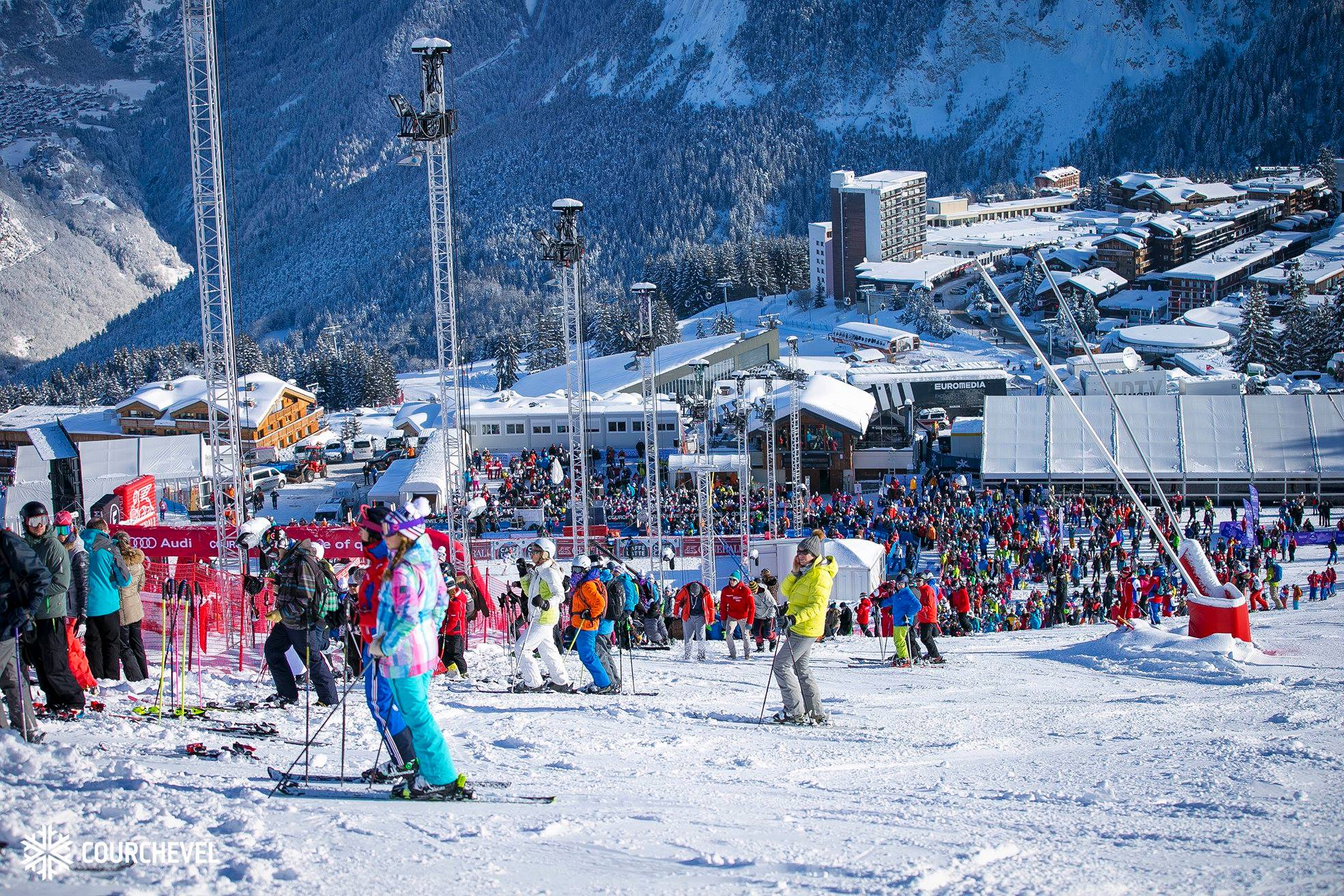 Courchevel World Cup